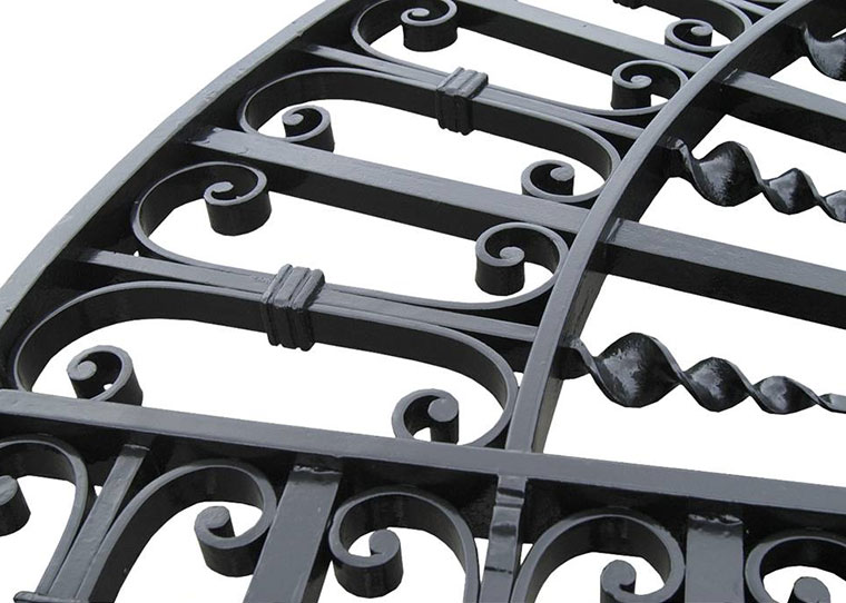 The Ironwork Studio - ironwork consultants specialising in historic ironwork conservation and contemporary metalwork design