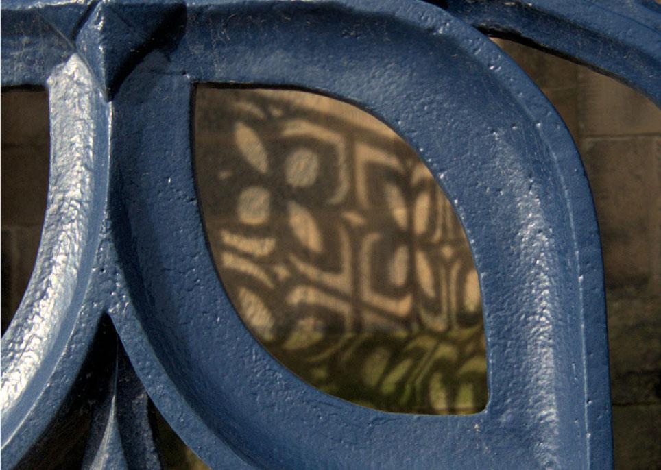 Heritage inspired decorative ironwork by The Ironwork Studio